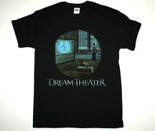 DREAM THEATER LOOKING GLASS ALONG FOR THE RIDE 2014 WORLD TOUR NEW BLACK T-SHIRT