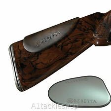 Beretta Shotgun Gel-tek Comb Raiser/Cheek Protector for Clay Pigeon or Game