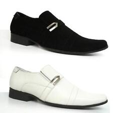 Men Smart Shoes New Italian Formal Office Casual Party Boys Wedding Shoes Size