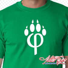 Phi Paw T-Shirt, Fur, Yiff, Furdom, Furry Fandom, Choose Color, 100% Cotton