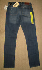 Lucky Brand Many Sizes Sofia Straight Stretch Denim Blue Womens Jeans New$99