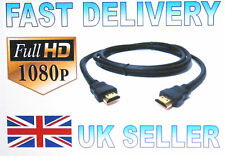 Gold Plated HDMI Cable V1.4 High Speed 1080p 3D Video Lead For XBOX PS3 SKY HDTV