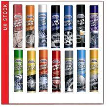 CAR PRIDE LEATHER CLEANING SPRAY - INTERIOR CLEANER LEATHER CLEAN SPRAY AEROSOL