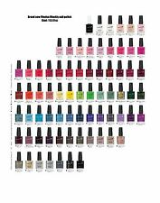 CND Vinylux Weekly Nail Polish Choose your Colors **PACK OF 2**! Brand New