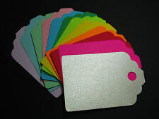 "Blank Gift Tags Price Labels Party Favors Hang Tags Event Supplies 2.25"" x 1.5"""