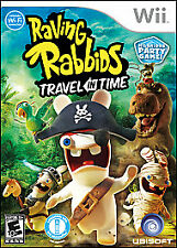 Raving Rabbids: Travel in Time  (Wii, 2010)