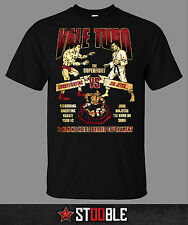 Old School Vale Tudo MMA T-Shirt - New - Direct from Manufacturer