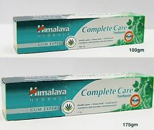 HIMALAYA HERBAL COMPLETE CARE DENTAL TOOTH PASTE WITH MISWAK NEEM BABOOL