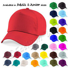 Kids Girls Boys Junior Mens Ladies Adult Baseball Cap Childrens Hat Summer Sun