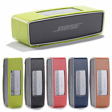 PU Case Sleeve Cover Pouch Bumper for Bose Soundlink Mini Bluetooth Speaker New