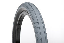 BSD Donnasqueak BMX Tyre Grey/Black WITH FREE TUBE Free UK Delivery