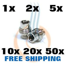 LOT OF 510 UNIVERSAL VAPORIZER ATOMIZER PEN ADAPTER-SAME DAY SHIPPING!