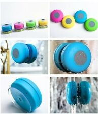 Mini Waterproof Wireless Bluetooth Handsfree Speaker With Mic