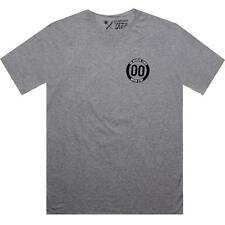 Us Versus Them Open Face Tee (heather grey) 6900042GRY