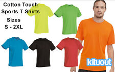 Stedman Cool T Tee T-shirt Active Dry Polyester sports Running Top S - 2XL New