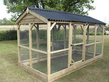 LARGE CAGE/ENCLOSURE FOR DOGS,BIRDS,CATS,CHICKENS,FERRETS,RABBITS,PIGEON