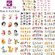 2014 New LARGE 11 SHEETS/LOT (11 DESIGNS IN 1).Water decal Nail Stickers