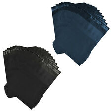 Cheapest on Ebay Cheap Black & Blue Packing Bags Mailing Posting Mail Polythene
