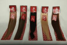 "24"" One Piece without Clip In Remy Human Hair Extensions Full Head *110 Grams*"