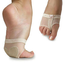 Belly/Ballet Dance Toe Pad Foot/Feet thong Protection Dance Socks 2 holes