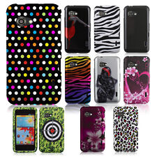 Colorful HARD Snap On Case Cover Phone Accessory for LG Enact VS890