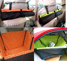 Foldable Tough Bed House Car Truck Dust Water Cover Pet Dog Cat Puppy Seat Mat