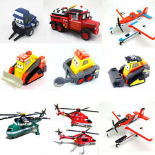 Original Mattel Disney Pixar Planes2 1:55 Metal Diecast Fire & Rescue Mayday Car