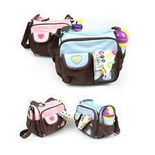 Baby Diaper Bags Nappy Bag Mummy Mother Multifunctional Handbag Storage Bag