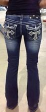 MISS ME Jeans Brand New With Tags Style JP5452B4 MANY SIZES Signature Boot Cut
