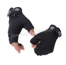 Outdoor Sports Fingerless Military Tactical Airsoft Hunting Riding Game Gloves