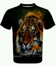 Tiger Full Print Custom Made T-shirt Or Design Your Own