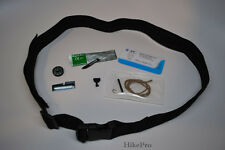 Covert Survival Kit Travel Spy Belt Commuter Handcuff Key Ceramic blade + more