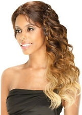 Model Model Synthetic Braided Lace Front Wig PRETTA