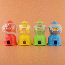 Mini Candy Sweet Dispenser Machine Saving Bank Box Coin Child Xmas Party Gift