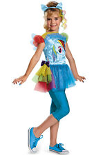 Brand New My Little Pony Rainbow Dash Classic Child Costume