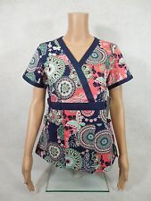 Med Couture Signature Scrub Top. Style 8455. Fall Complexity. *NEW* *Free Ship*