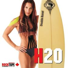 "ROCKTAPE KINESIOLOGY H20 Tape for Athletes - 2""x16.4' - Variety Colors"