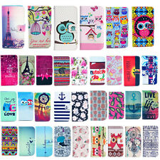 Retro Wallet Leather Case Cover Stand For Samsung Galaxy Trend Plus S7580 S7582