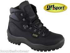 MENS HILL WALKING BOOTS GRISPORT WATERPROOF LEATHER HIKING BOOTS