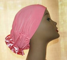 Satin Omani Cap Turban Home Bonnet Undercap Hijab NEW hump
