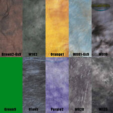10 Colors 6x9 Ft Screen Muslin Backdrops Background For Photography Photo Studio