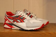 Asics Gel Kayano Trainer White Fairy Red H403N 9033 Kith Ronnie Saga GT Lyte