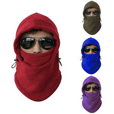 Men's Snowboard Winter Bicycle Motorcycle Neck Full Face Mask Cover Hat Cap Ski