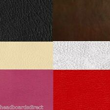 NEW BLACK HEAVY DUTY UPHOLSTERY FAUX LEATHER/ VINYL/FABRIC/LEATHERETTE/MATERIAL