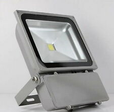 100W LED Floodlight Outdoor Flood Light White Warm IP65 Wash Lamp Waterproof