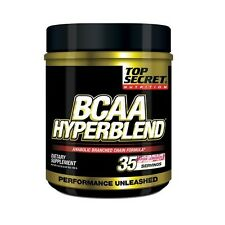 Top Secret Nutrition HYPERBLEND Anabolic BCAA Amino Acids  35 Servings 3 FLAVORS