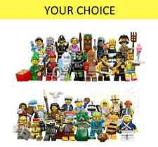 LEGO SERIES 11 SERIES 10 MINIFIGURES COLLECTIBLE MINIFIGURES MEDUSA SCARECROW
