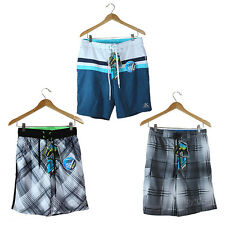 NWT Zero Xposur E-Board Short Men's Swim Surfing Trunks Swimwear ZeroXposur