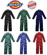 Dickies Mens Overalls WD4839 ZIP Fronted