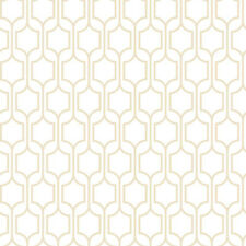 York Wallcoverings Bistro 750 Trellis Prepasted Wallpaper Double Roll PICK COLOR